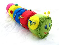 Caterpillar - developing outdoor toy for children from 1 year old