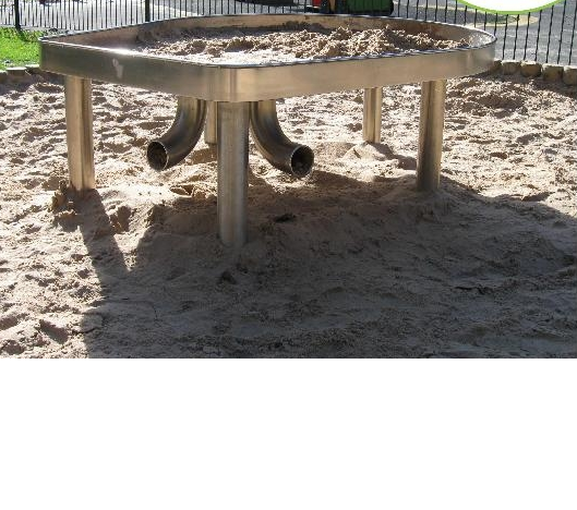 Hercules / Sand and water table