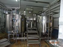 Equipment and lines for the production of cottage cheese. Automation. Producers, curd pressing machines, curd baths, press trolleys, whey separators, self-pressing baths.