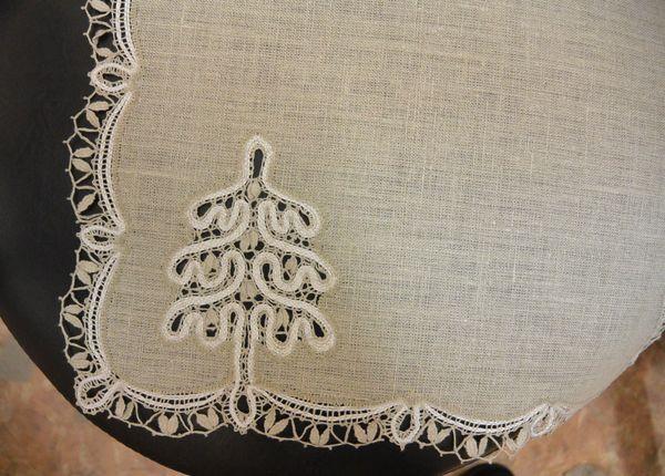 Napkin 'Christmas Tree'