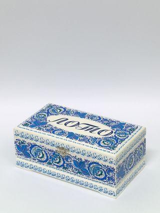 Russian Lotto in a box 250x140x105