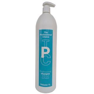 Professional shampoo without sulfates
