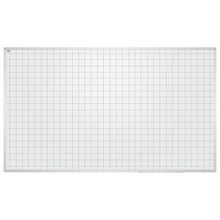 Board magnetic marker (85x100 cm), CAGE, aluminum frame, EDUCATION,