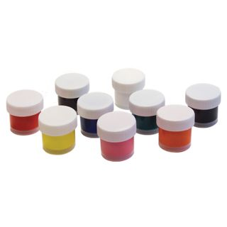 Paint on fabric acrylic BEAM 9 colours in 15 ml jars