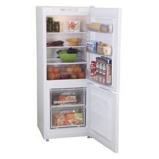 ATLANT 4208-000 refrigerator, two-chamber, 185 litres, 53 litre lower freezer, white