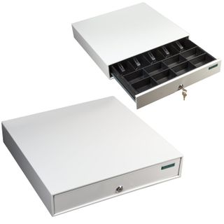 Cash drawer for the cashier