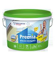 """Facade paint """"PREMIA"""""""