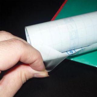 Film self-adhesive for textbooks and books textured, roll 33х100 cm, PYTHAGORAS