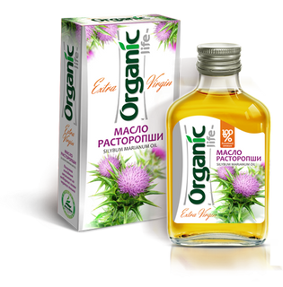 "RASTOROPSHA ""ORGANIC"" OIL 100 ML"