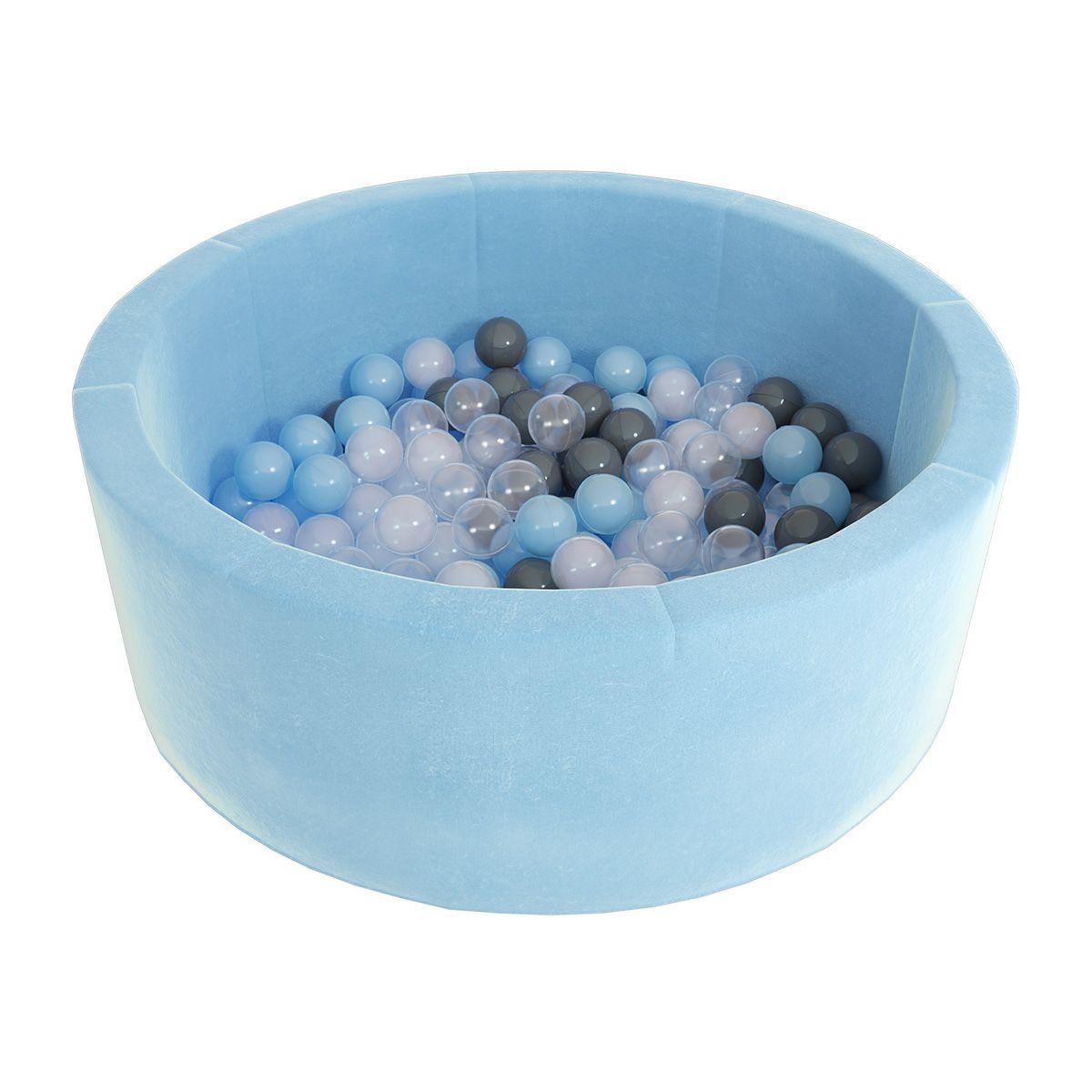 "Romana / Dry pool ""Airpool Max"", blue"