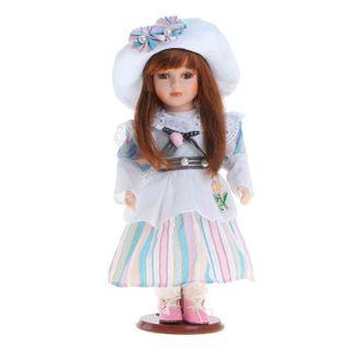 Doll, porcelain