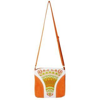 """Linen bag """"Stone Flower"""""""
