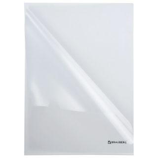 Folder area BRAUBERG, transparent, 0,10 mm