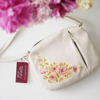 "Eco-leather bag ""Spring"""