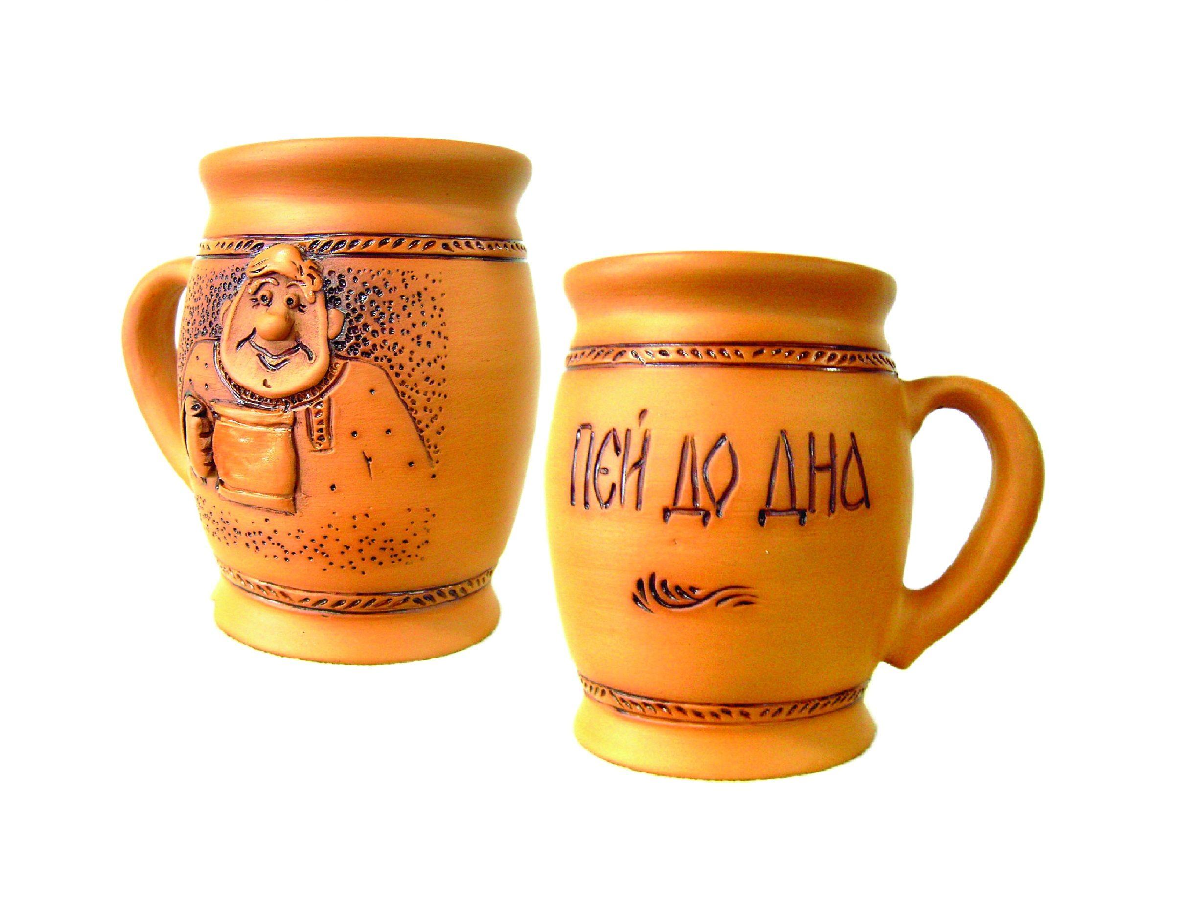 "Tarusa artist / Mug ""Bath"", 2,5 l"