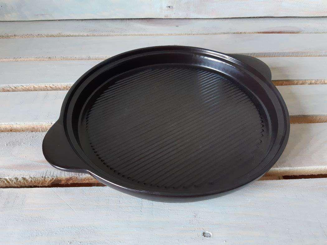 """Horex / Dish """"Carbone"""" corrugato 4 pcs."""