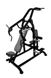"""The simulator for the chest and back type """"Hammer"""" double-sided, loaded with disks"""
