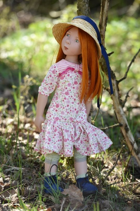 Zwergnase / Anissa Exclusive Collectible Doll