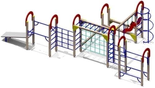 Children's sports complex SK-10