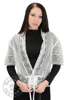 Women's chiffon blouse lace С480