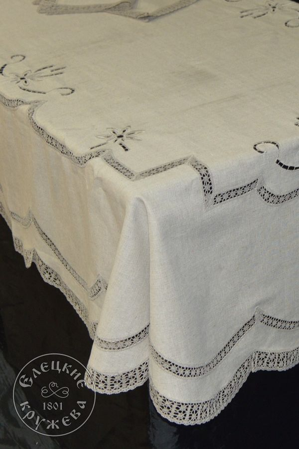 Dining set 'Tablecloth and napkins' С2021