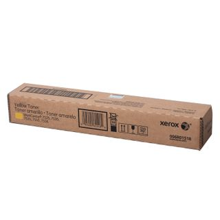 XEROX toner cartridge (006R01518) WC 7545/7556 and others, yellow, original, yield 15,000 pages