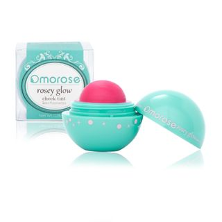 3 in 1 tool for lips, cheeks and eyelids OMOROSE ROSEY GLOW-ENGLAND'S ROSE