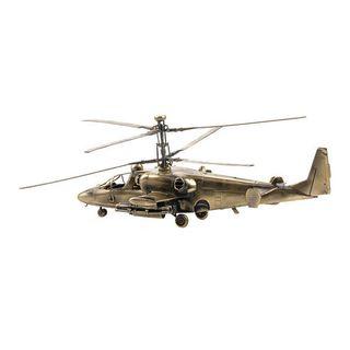 """The model of helicopter KA-52 """"alligator"""" 1:72"""