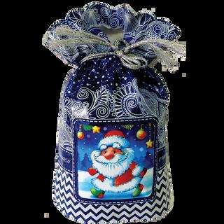 Packaging bag blue