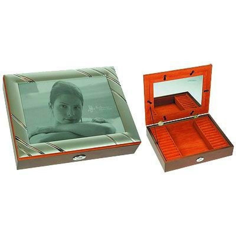 "Packaging ""Photo frame for jewelry"" capacity 200g."