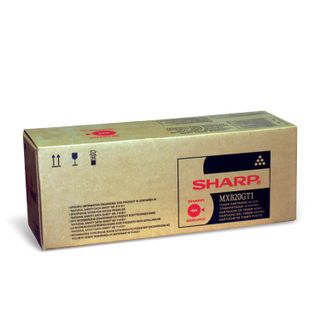 SHARP Toner Cartridge (MXB20GT1) MXB200 / MXB201D, Original, 8000 Copies