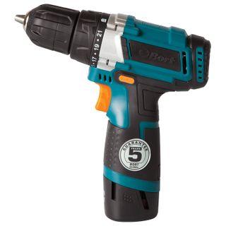Drill screwdriver battery, 10.8 B, Li-Ion, 550 rpm, BORT BAB-10,8N-Li
