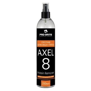 Protein stain remover 200 ml, PRO-BRITE AXEL-8 Protein Remover, spray