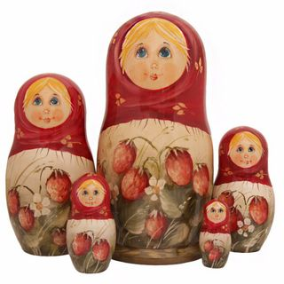 Matryoshka author's