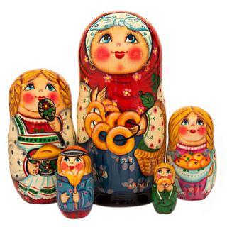 Matryoshka author's