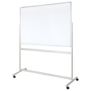 Board magnetic marker ON the STAND (120x180 cm), 2-party, OFFICE,