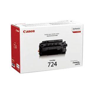 Laser cartridge CANON (724) LBP6750dn, resource 6000 pages, original