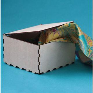 Square Craft Box