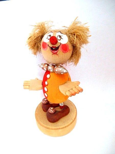 Tver souvenirs / Clown doll