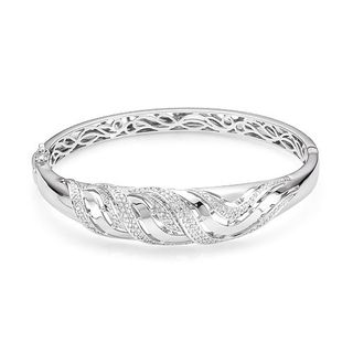 BRACELET, WHITE GOLD, BRILLIANT