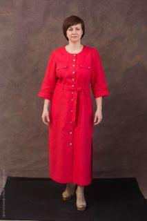 "Wrap dress in the style of ""Safari"""