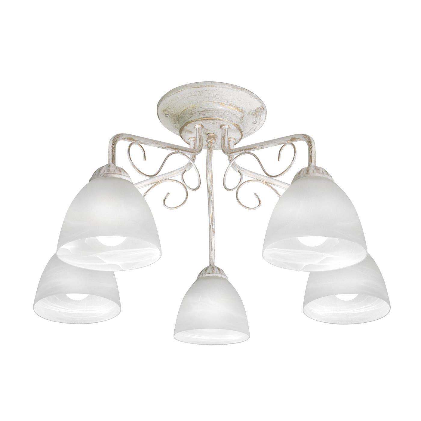 PETRASVET / Ceiling chandelier S2204-5, 5xE27 max. 60W