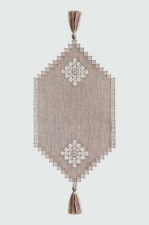Decorative linen napkin