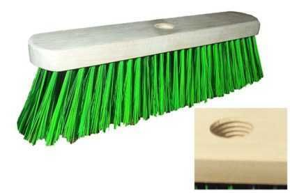 Torzhok Brush Factory / C1 wooden floor brush with thread 320/5