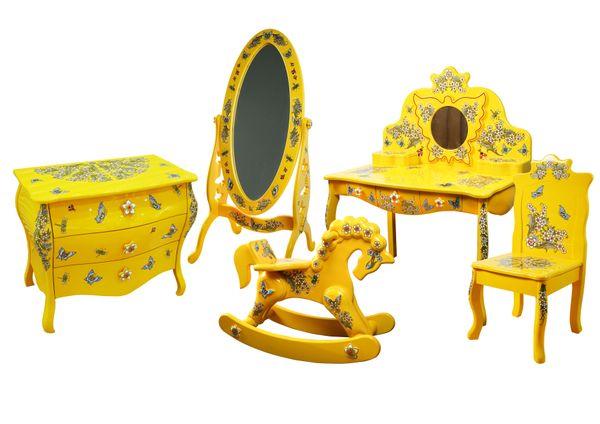 Set of children's furniture 'Lizonka'