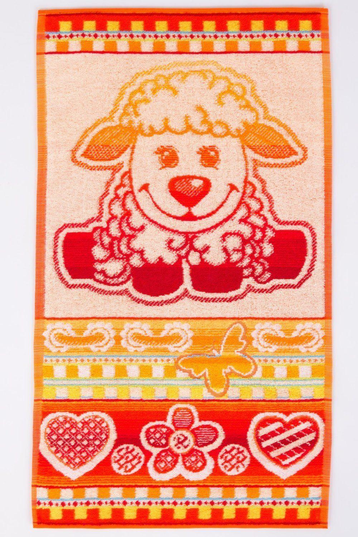 Lika Dress / Towel Cheerful lamb Art. 1503