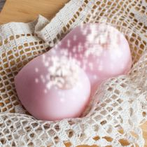 Handmade soap Female Breast