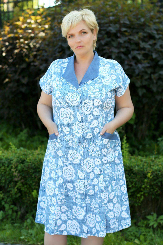 Lika Dress / Dressing gown Classic G Art. 6183