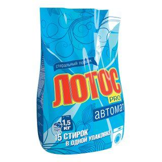 LOTOS PRO automatic washing powder 1,5 kg