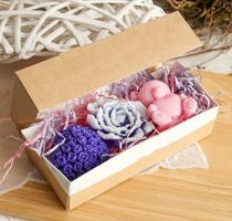 Set of handmade soap For the most delicate